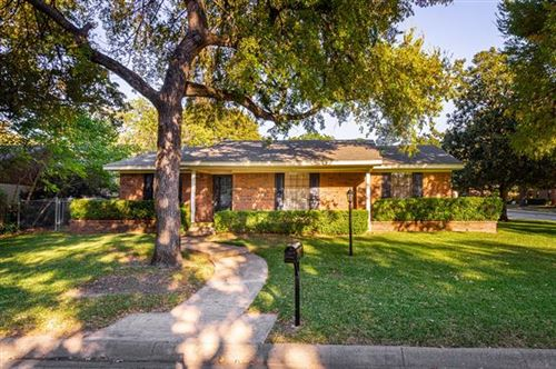 Photo of 2700 Cordova Circle, Denton, TX 76209 (MLS # 14440550)