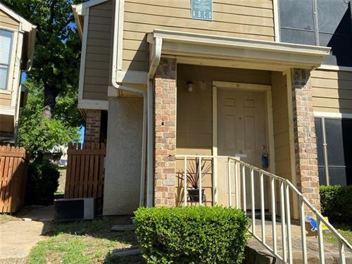 Photo of 2117 Park Willow Lane #D, Arlington, TX 76011 (MLS # 14558550)