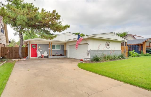 4625 Bonnell Avenue, Fort Worth, TX 76107 - #: 14597550