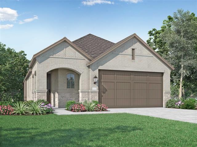 1740 Eagle Landing, Van Alstyne, TX 75495 - MLS#: 14651550