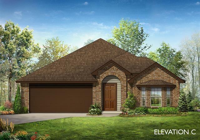 828 Foxtail Bend, Lavon, TX 75166 - #: 14668550