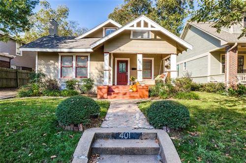 Photo of 401 S Windomere Avenue, Dallas, TX 75208 (MLS # 14688551)