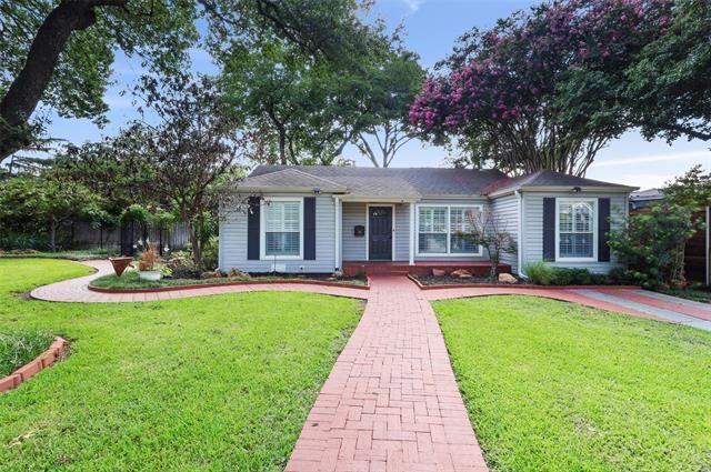 701 N Bailey Avenue, Fort Worth, TX 76107 - #: 14639551