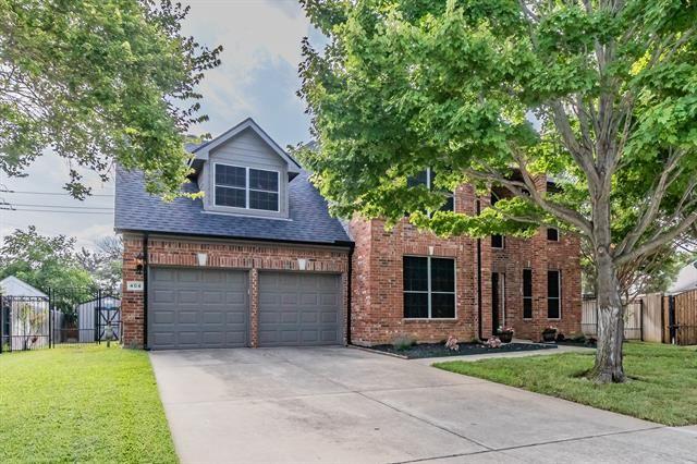 404 Shade Tree Circle, Hurst, TX 76054 - MLS#: 14609553