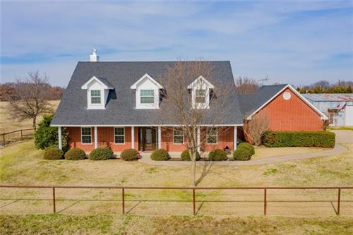 Photo of 12201 Mustang Road, Pilot Point, TX 76258 (MLS # 14663555)