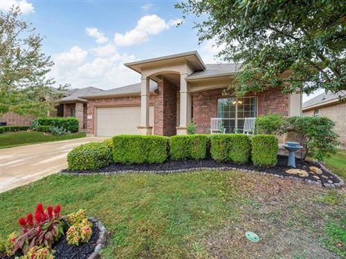 Photo of 1441 Castlegar Lane, Fort Worth, TX 76247 (MLS # 14456557)