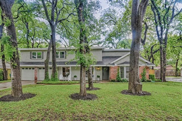 3229 Tanglewood Trail, Fort Worth, TX 76109 - #: 14534557