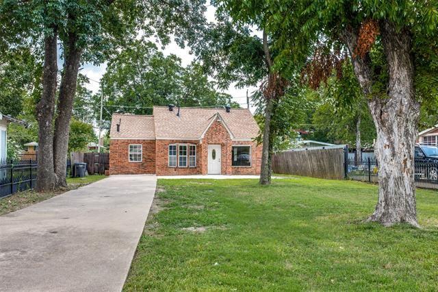 1029 W Bewick Street, Fort Worth, TX 76110 - #: 14436558