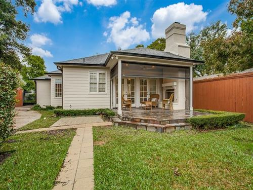Tiny photo for 4606 S Versailles Avenue, Highland Park, TX 75209 (MLS # 14461560)
