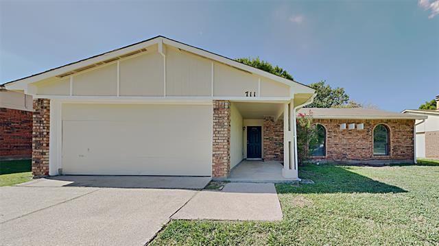 711 Sunny Slope Drive, Allen, TX 75002 - #: 14657562