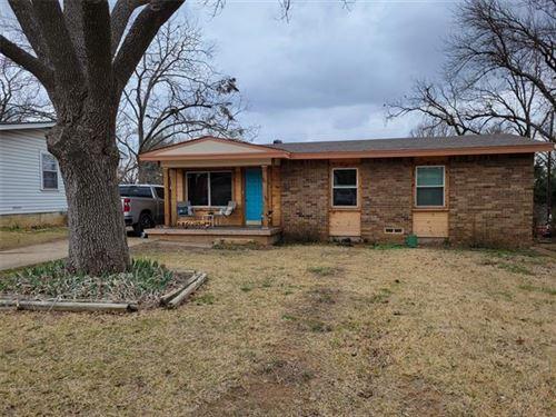 Photo of 1705 RIDGEWOOD Road, Denison, TX 75020 (MLS # 14530563)
