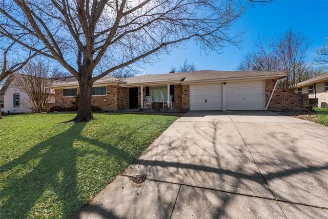 6024 Welch Avenue, Fort Worth, TX 76133 - #: 14534564