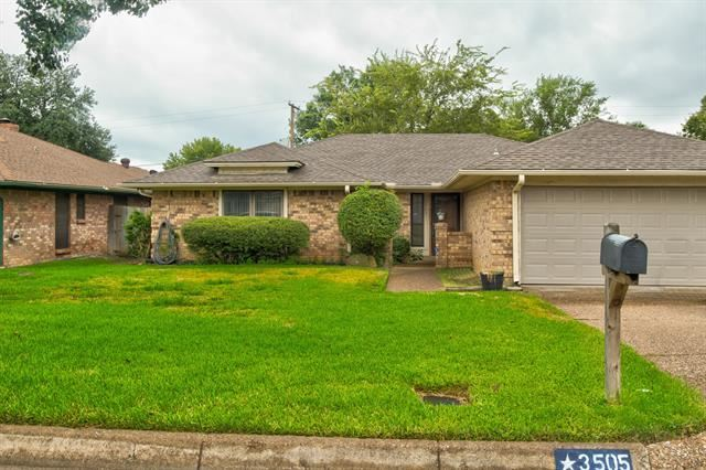 3505 Willowbrook Drive, Fort Worth, TX 76133 - MLS#: 14432565