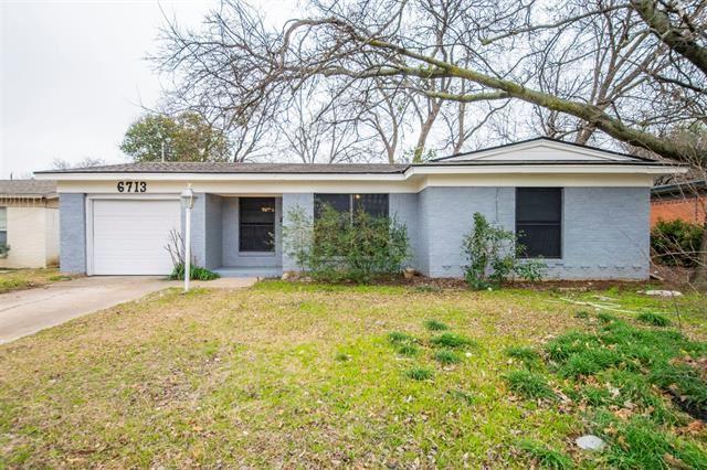 6713 Sheridan Road, Fort Worth, TX 76134 - #: 14521566