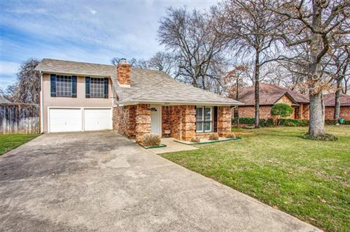Photo of 7501 Woodhaven Drive, North Richland Hills, TX 76182 (MLS # 14283567)