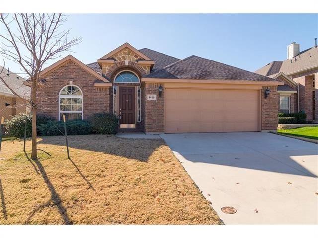 1416 Soaptree Lane, Fort Worth, TX 76177 - #: 14608567