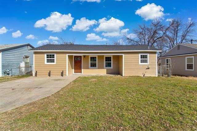 1817 Mccurdy Street, Fort Worth, TX 76104 - #: 14522568