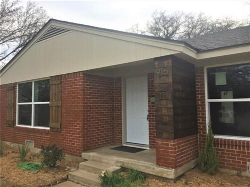 Photo of 915 Lucille Street, Irving, TX 75060 (MLS # 14283569)