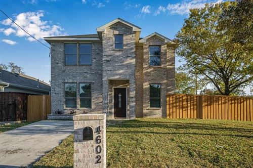 Photo of 4602 Philip Avenue, Dallas, TX 75223 (MLS # 14455570)