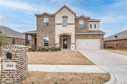 Photo of 1544 Signature Drive, Weatherford, TX 76087 (MLS # 14503572)