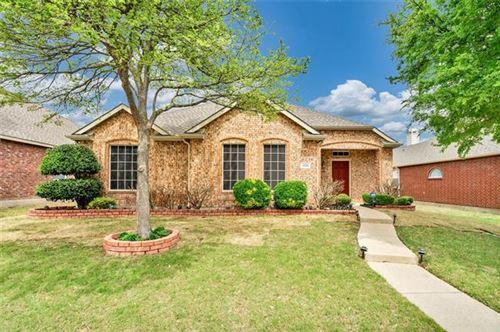 Photo of 1535 Outerbridge Drive, Allen, TX 75002 (MLS # 14554572)