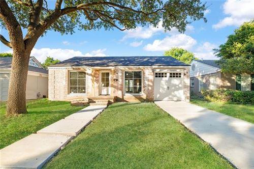 Photo of 4659 Westside Drive, Highland Park, TX 75209 (MLS # 14646573)