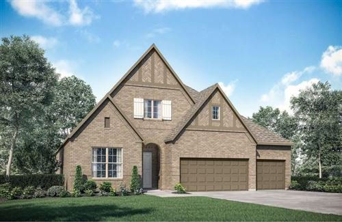 Photo of 836 Elm Fork Trail, Little Elm, TX 76227 (MLS # 14437574)