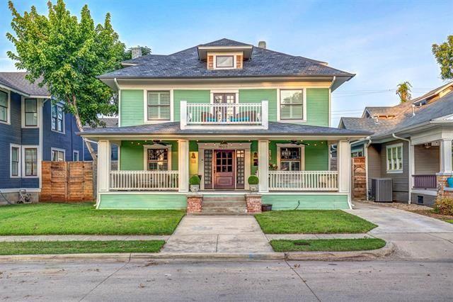 1603 S Adams Street, Fort Worth, TX 76104 - #: 14413574