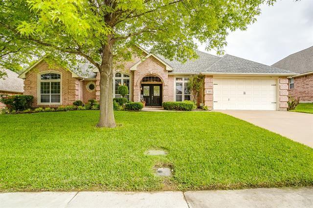 428 Arbor Lawn Drive, Burleson, TX 76028 - #: 14582575