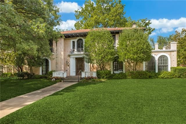 Photo for 4324 Versailles Avenue, Highland Park, TX 75205 (MLS # 14022576)