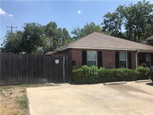 Photo of 2803 Wayside Avenue, Fort Worth, TX 76110 (MLS # 14456577)