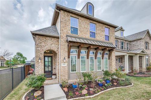 Photo of 1125 Auburndale Lane, Allen, TX 75013 (MLS # 14552577)