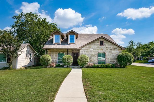 4839 Curzon Avenue, Fort Worth, TX 76107 - #: 14600577