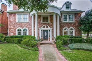 Photo of 3100 DREXEL, Highland Park, TX 75205 (MLS # 14208579)