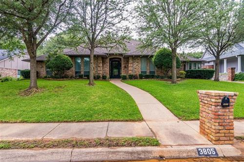 Photo of 3805 Welwyn Way Drive, Bedford, TX 76021 (MLS # 14598579)