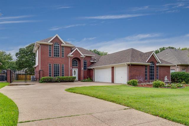 7 Brook Arbor Court, Mansfield, TX 76063 - #: 14426579