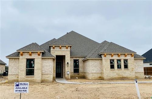 Photo of 1117 Crown Valley Drive, Weatherford, TX 76087 (MLS # 14502580)