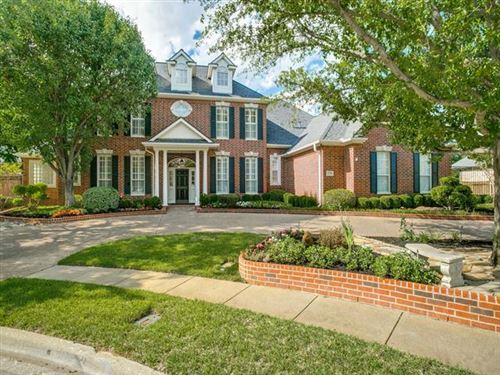 Photo of 4706 MILL SPRINGS Court, Colleyville, TX 76034 (MLS # 14365581)