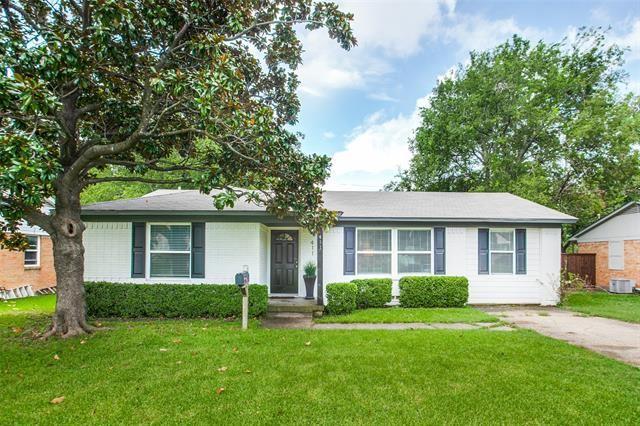 411 Hanbee Street, Richardson, TX 75080 - MLS#: 14615582