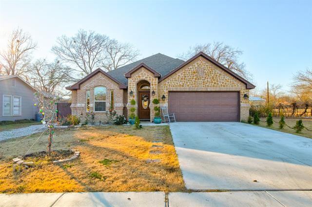 805 Clyde Street, White Settlement, TX 76108 - #: 14487584