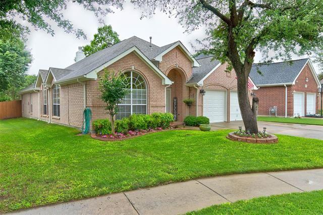 7905 Kern Lane, Fort Worth, TX 76137 - #: 14575584
