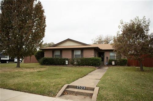 Photo of 2523 Rosewood Drive, Mesquite, TX 75150 (MLS # 14474587)