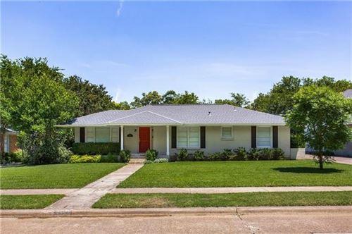 Photo of 3957 Gaspar Drive, Dallas, TX 75220 (MLS # 14604587)