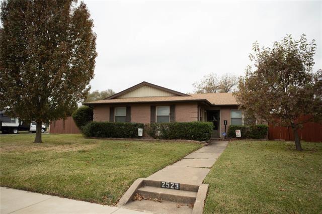 2523 Rosewood Drive, Mesquite, TX 75150 - #: 14474587