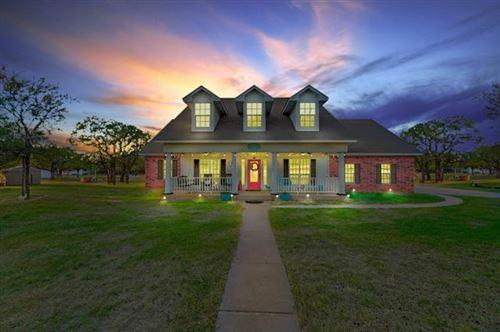 Photo of 235 Single Oak Lane, Santo, TX 76472 (MLS # 14459588)