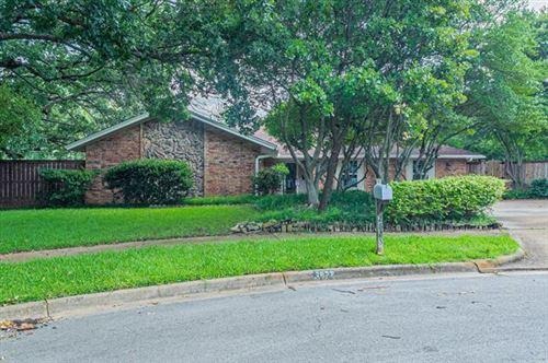 Photo of 2823 Creekwood Court, Grapevine, TX 76051 (MLS # 14654588)