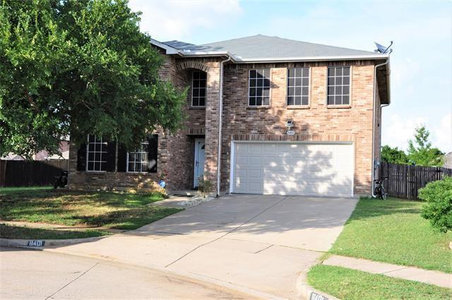 8401 Shining Waters Lane, Arlington, TX 76002 - #: 14372588