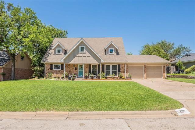 8118 Rush Street, Benbrook, TX 76116 - #: 14575588