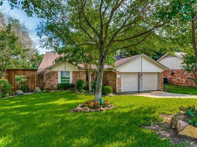 816 Morning Glory Lane, Bedford, TX 76021 - #: 14649589
