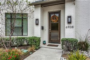 Photo of 6908 Chantilly Court, Dallas, TX 75214 (MLS # 14154591)